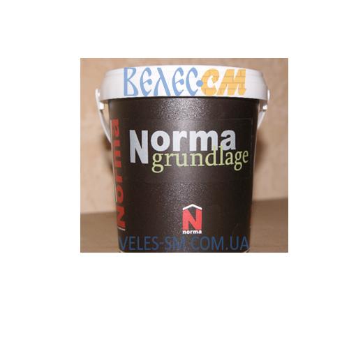 Грунтовка Norma Grundlage для внутренних и наружных работ (0.8 кг)