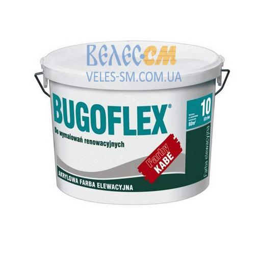 Акриловая фасадная краска BUGOFLEX (10 л)