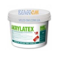 Акриловая краска AKRYLATEX для наружных работ (10 л)