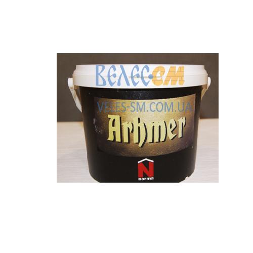 Штукатурка Norma Arhmer декоративное покрытие рельеф (2.5 л / 5 кг)