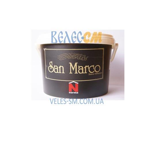 Венецианская штукатурка Norma San Marco эффект полированного мрамора (3 кг)